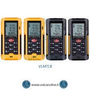 Metri laser - Misuratori laser - VLMTLB
