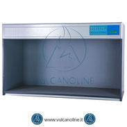 Cabina luce extra-volume per verifica campioni di grandi dimensioni - VLCNH0120