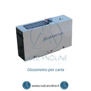 Glossmetro per carta