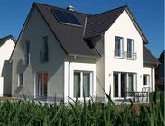 Schlüsselfertige Einfamilienhäuser - Massivhaus Metzger