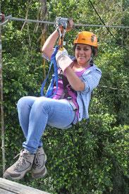 Combo: Caballos a la Catarata & Canopy Tour
