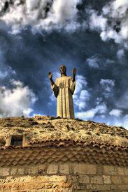 Cristo del Otero - Palencia