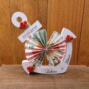 Segelschiff Hochzeit Anker Geldgeschenk