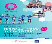 東京FMリレーマラソン2018 5台出店管理