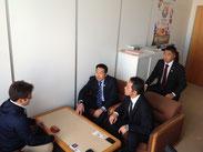 犬山市議会訪問