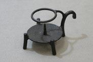 燭台など(鉄職人が作っています。)