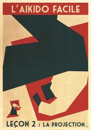 aïkido leçon du 23/11/17 la projection