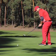 Benefizturnier Golf