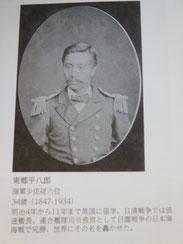 東郷平八郎 34歳