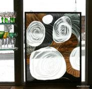 Glaskunst 60er Jahre Glasfachschule Rheinbach, € 900,00