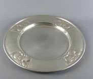 Gerotin, Danish Design, Platte, Jugendstil, 1926, Konfirmationsteller, 35,5 cm, € 320,00