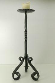 Großer handgeschmiedeter Eisen Leuchter, Wrong Iron , 71,0 cm, 5,3 kg, € 99,00