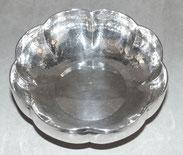 Italienische Konfektschale,800 Silber,Battuto A Mano,Padua,Hammerschlag, 164,0 g, e 220,00