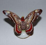Phillipp Rosenthal, Porzellanfigur, Pfauenauge, Schmetterling,, handgemalt , € 85,00