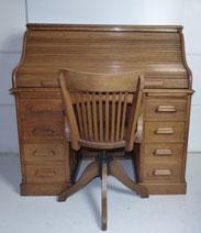 Rollbüro, Schreibtisch, American Desk, 1910, Harris Lebus, The Lebus Desk, € 1850,00