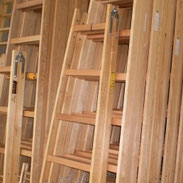 JUST Holzleitern