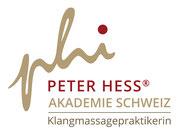 Peter Hess Klangmassagepraktikerin - Klangmassage