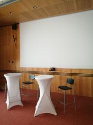 Location mange debout pour coktail à Marseille
