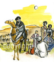 Joseph wird verkauft