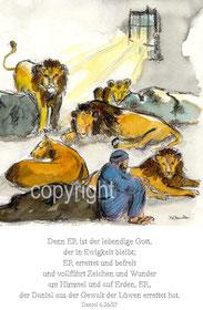 Daniel in der Löwengrube