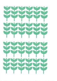kukkaketo 花畑(葉)