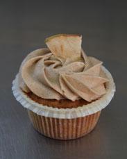 Bild: Apfelstrudel Cupcake