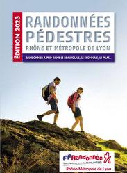 Calendrier des randonnées pédestres Rhone 2021