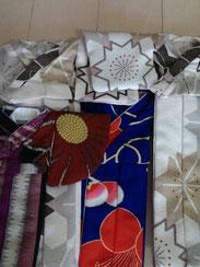 Japanese clothing,kimono dress