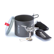 SOTO New River pot + Amicus With Lighter