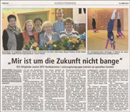 """Artikel vom 18.03.2014 aus der """"Leine-Deister-Zeitung"""""""