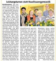 Artikel vom 19.03.2014 aus der HAZ