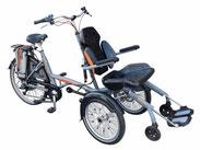 Van Raam O-Pair 2 Dreirad und Elektro-Dreirad für Erwachsene - Spezial-Dreirad 2017