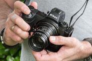 Test: LEICA Summicron M 50 mm 1: 2,0 an der NIKON Z7 Z6, Foto: bonnescape.de