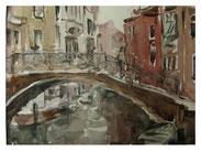 Venetian sketches / Venezianische Skizzen