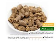 MaxiDog Champion Alleinfuttermittel - Die etwas leichtere Kost
