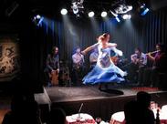 zabronirovat stolik na flamenko
