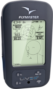 ordinateur parapente Flymaster Live SD 3 G