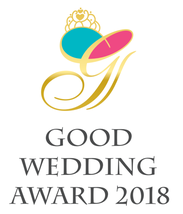 受賞歴 GOOD WEDDING AWARD 2018