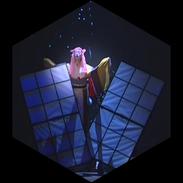 舞踊劇『鶏娘』坂東冨起子  琵琶と語り 古谷和子