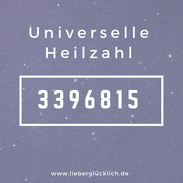 Universelle Heilzahl Dr. Zhi Gang Sha Heilzahlen Zahlenreihe nach Grigori Grabovoi