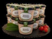 Bärlauchfleischkäse im Online Shop der Metzgerei Weinbuch