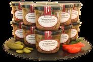 Tafelspitzsülze, im Glas, Rindfleisch, Metzgerei Weinbuch, Öpfingen, Online Shop