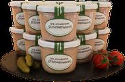 Schinkenwurst, Metzgerei Weinbuch, Öpfingen, Online Shop, Wurst im Glas