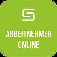 """Button """"Arbeitnehmer Online"""" mit Link zum DATEV Angebot"""