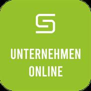 """Button """"Unternehmen Online"""" mit Link zum DATEV Angebot"""