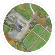 Aerial surveys can be used to take high quality and geographically accurate images called orthomosaics of any property.