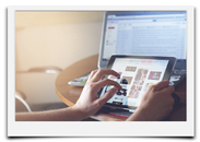 Bild Angebot www.design-fotoart.de Internetseite mit 7 Ebenen mit Preisangabe.