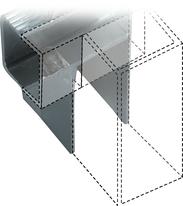 JUST Aluminiumleitern Robust