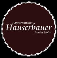 Sommerpreise Appartements Hauserbauer