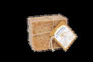 Qualité Supérieure : Savon d'Alep en cube avec 30% d'huile de laurier.